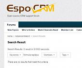 formula replace query? - EspoCRM Open Source Community Forum